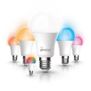 ampoule_led_objet connecté_smartphone_applicatin mobile_ideacomm