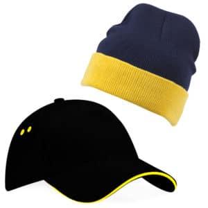 casquette_bonnet_beechfield_textile_marque_ideacomm_broderie