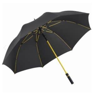parapluie_bicolore_cadeau affaire_pluie_publicite_ideacomm