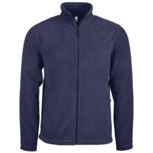 polaire_zip_poche_vetement de travail_confort_textile_broderie_Ideacomm