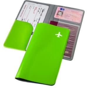 portefeuille_voyage_PVC_passeport_billet avion_publicitaire_Ideacomm